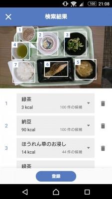 Sony создает приложение, которое может рассчитать калорийность пищи по фото