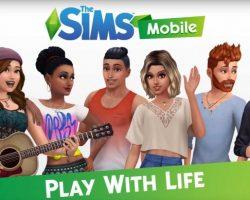 Популярная игра The Sims вышла для мобильных устройств на Android и IOS