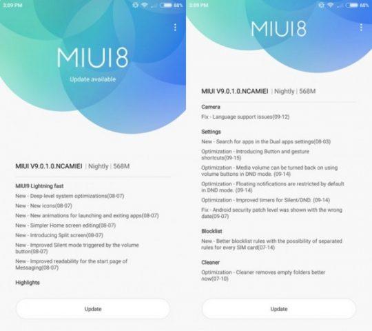 Xiaomi представила Redmi Y— линейку телефонов для селфи