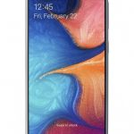 Анонсирован бюджетный смартфон Samsung Galaxy A20e