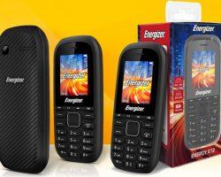 Представлен телефон Energizer E12