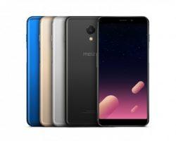 Meizu представила смартфон M6s