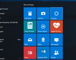 Windows может переустанавливать удаленные приложения