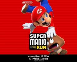 Нашумевшая игра Super Mario Run скоро станет доступна для Android