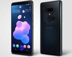 HTC выпустила обновление, которое улучшит работу боковых сенсорных кнопок смартфона U12+