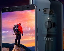 Представлен смартфон HTC U12+