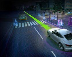 Nvidia активно работает с автопроизводителями над беспилотными автомобилями