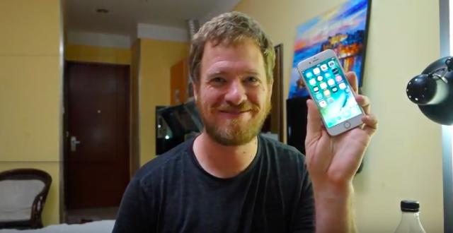 Американец собрал iPhone 6s целиком из китайских запчастей