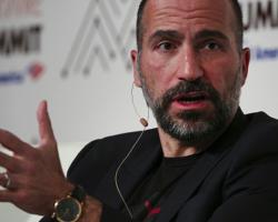 Новым генеральным директором Uber назначен Дара Хосрошахи, бывший исполнительный директор туристической компании Expedia