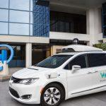 Intel и Waymo объявили о партнерстве с целью создания автономного автомобиля