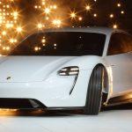 Porsche Mission E — спортивный электрокар, выпуск которого намечен на 2019 год