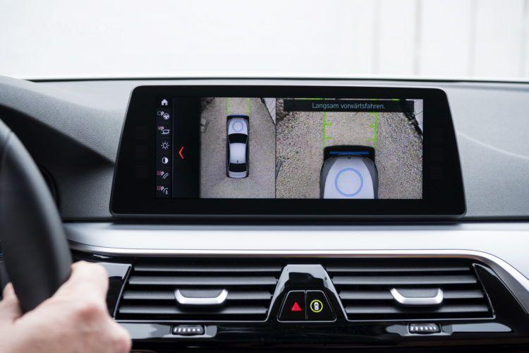 Новые автомобили БМВ получат беспроводную зарядку