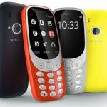 Nokia представила телефон 3310 3G