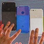 Стали известны уточненные характеристики смартфонов Google Pixel 2 и Pixel 2 XL