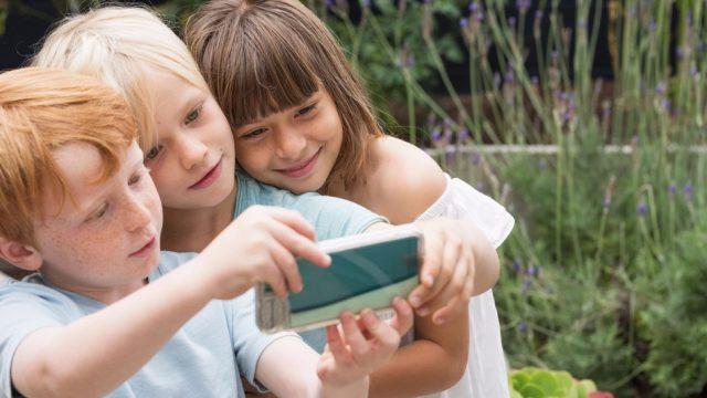 Социальная сеть Facebook выпустила мессенджер для детей