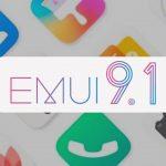 Опубликован график выхода EMUI 9.1 для смартфонов Huawei