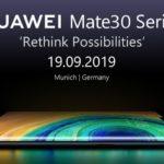 Смартфоны Huawei Mate 30 не будут продаваться в Центральной Европе из-за отсутствия приложений Google