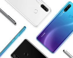 Смартфон Huawei Nova 4e получил обновление до EMUI 9.1