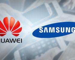 Huawei выиграла патентный спор с Samsung