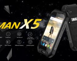 iMan выпустит защищенный бюджетный смартфон за 80$
