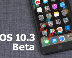 Вышла публичная бета-версия ОС IOS 10.3