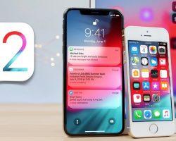 В iOS 12 обнаружена ошибка, приводящая к перезагрузке iPhone
