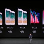 iOS 12.1 активировала замедление смартфонов iPhone 8, iPhone 8 Plus и iPhone X