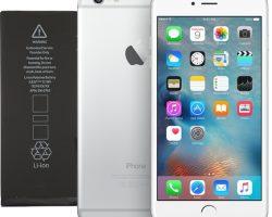 Желающим заменить аккумулятор смартфона iPhone 6 Plus на новый придется ждать до марта-апреля этого года