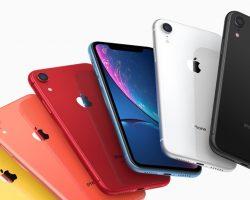 Самым продаваемым смартфоном в США во втором квартале стал iPhone XR