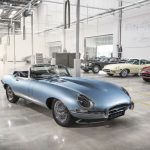 E-type Zero от Jaguar — самый красивый электрокар