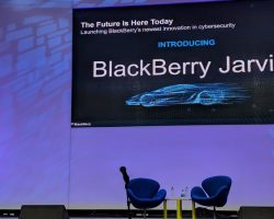 BlackBerry запускает сервис Jarvis — ПО для проверки систем автомобиля на наличие уязвимостей