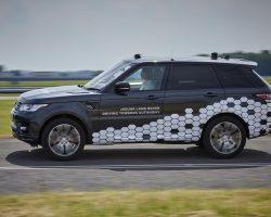 Jaguar Land Rover начинает тестировать беспилотные автомобили на дорогах общего пользования