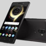 Представлен смартфон Lenovo K8 Plus