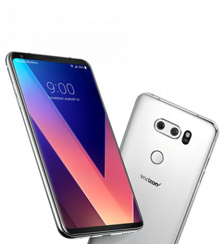 Улучшенный смартфонLG V30 получит технологию VisionAI