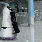 Новые роботы от LG помогут найти дорогу и убрать мусор в аэропорту Инчхон в Сеуле