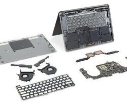 iFixit оценили ремонтопригодность 16-дюймового MacBook Pro