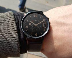 Huawei оформила патент на смарт-часы с сенсорным безелем