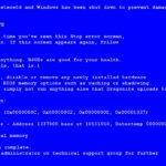 Обновление антивируса вызвало «синий экран смерти» у многих ПК с разными версиями Windows