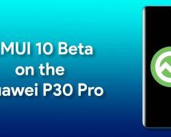 Huawei представила оболочку EMUI 10