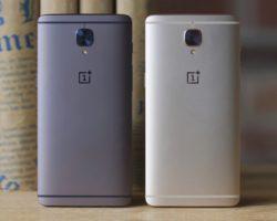 Смартфоны OnePlus 3 и 3T получили последнее накопительное обновление