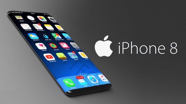 IPhone 8 можно будет открыть при нажатии на дисплей