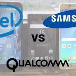 Intel и Samsung поддержали иск FTC против Qualcomm
