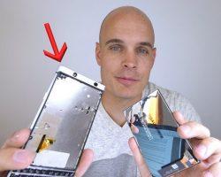 JerryRigEverything подтвердил, что укрепленный смартфон BlackBerry Keyone прошел испытание на прочность