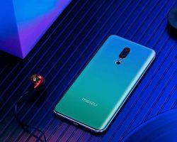 Представленные вчера смартфоны Meizu 16th Plus Sound Color Edition раскупили за несколько часов