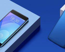 Представлен смартфон Meizu M6 Note