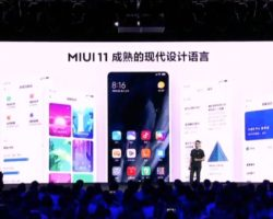 Xiaomi представила оболочку MIUI 11