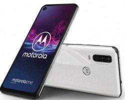 Смартфон Motorola One Action представлен официально