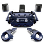 Гарнитура виртуальной реальности HTC Vive Pro стала дешевле