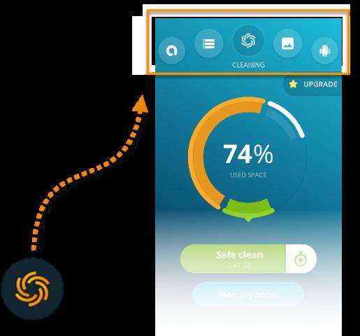 Avast обнародовала список приложений больше всего расходующих заряд аккумулятора дляОС андроид