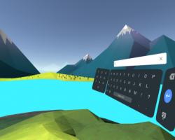 Google добавил в Play Маркет виртуальную клавиатуру